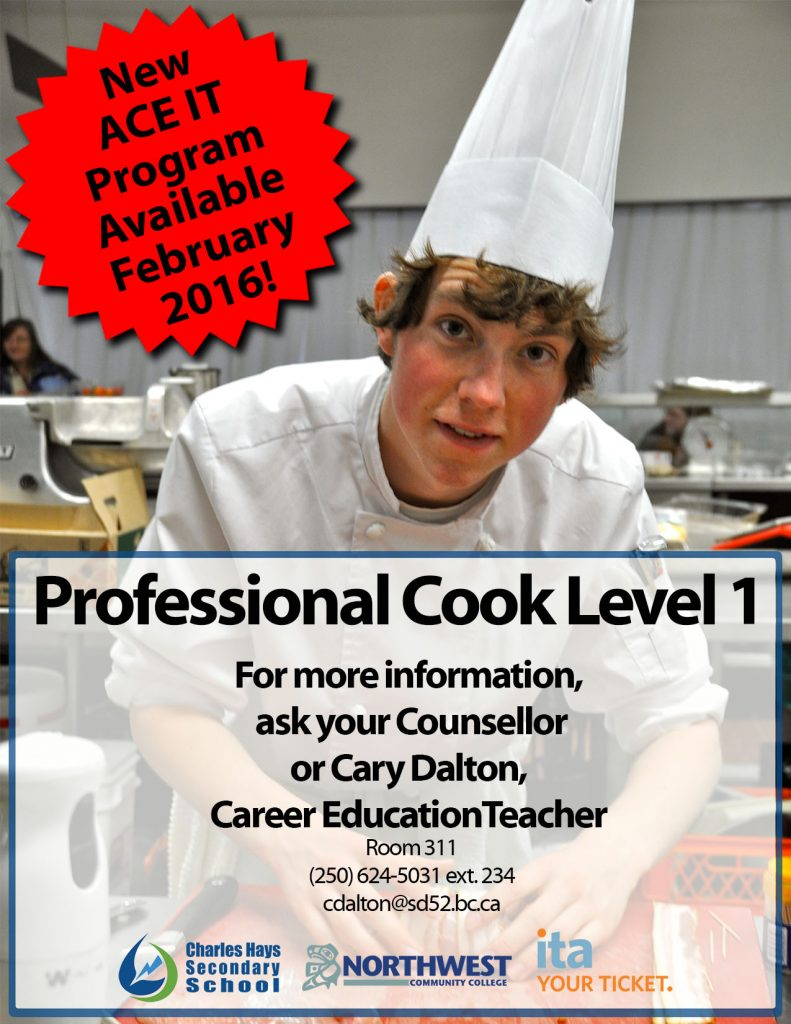 pro cook poster small